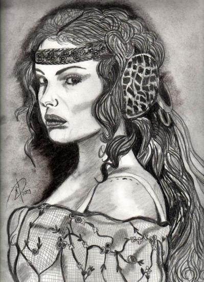 Natalie Portman by Marjoriedu40